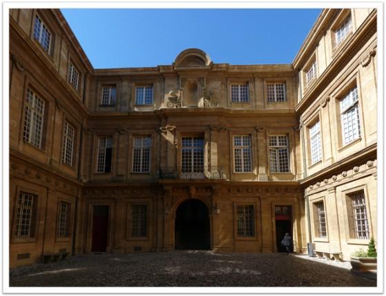 Hôtel de Ville, Aix en Provence