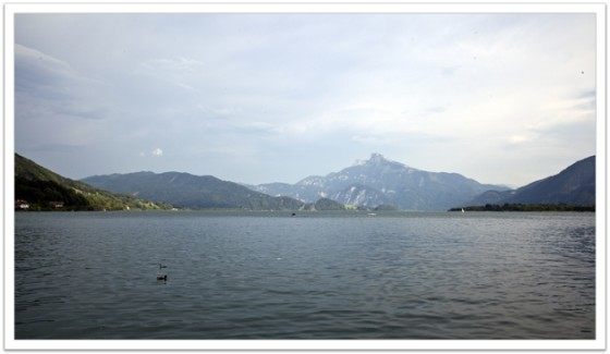 Irrsee, Austria