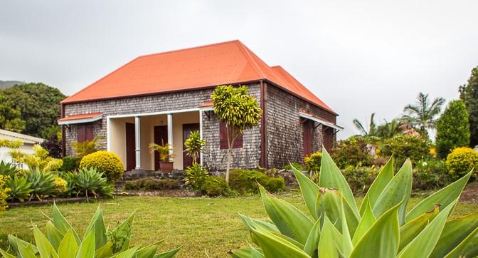 Creole Houses, L'Entre Deux, La Réunion