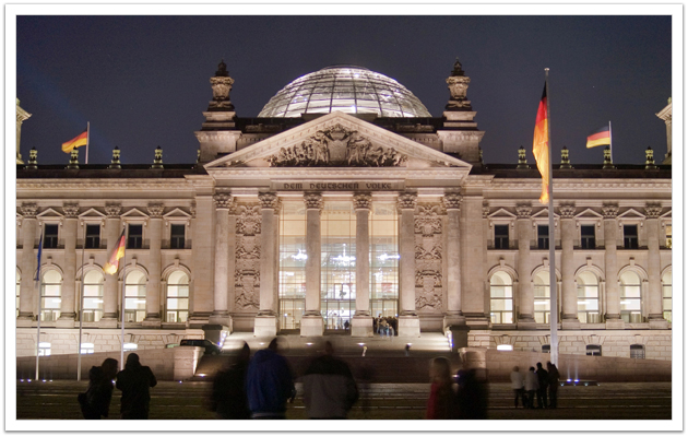 Festival of Lights: Reichstag