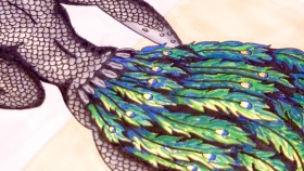 grimataur - detail tail