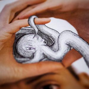 Drawing: Mental Cinema